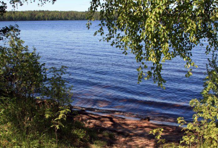 Озеро Пионерское