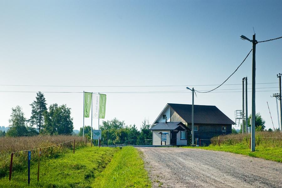 Коттеджный поселок «Новые Ольшаники»